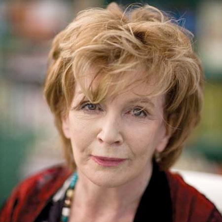 foto Edna O'Brien