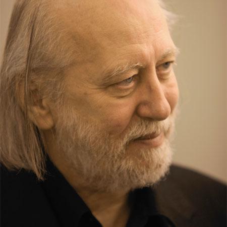 foto László Krasznahorkai