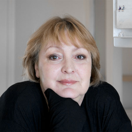 foto Dubravka Ugrešić