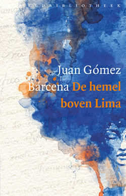 omslag De hemel boven Lima