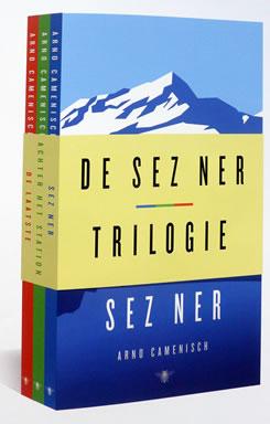 omslag Sez Ner-trilogie