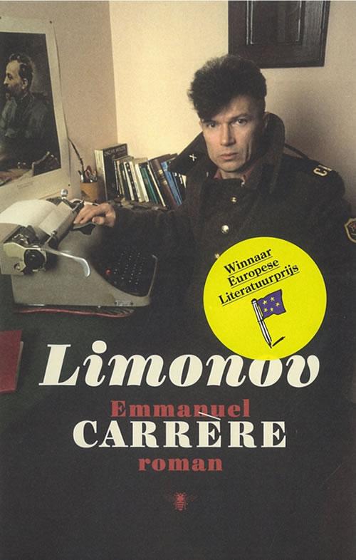 omslag Limonov