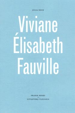 omslag Viviane Élisabeth Fauville