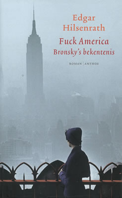 omslag Fuck America