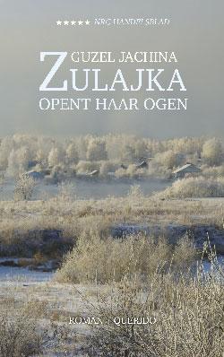 omslag Zulajka opent haar ogen