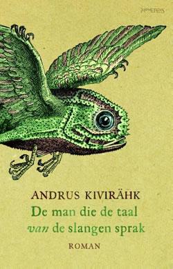 omslag De man die de taal van de slangen sprak