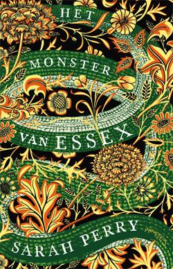 omslag Het monster van Essex