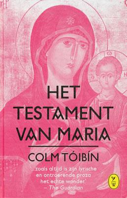 omslag Het testament van Maria